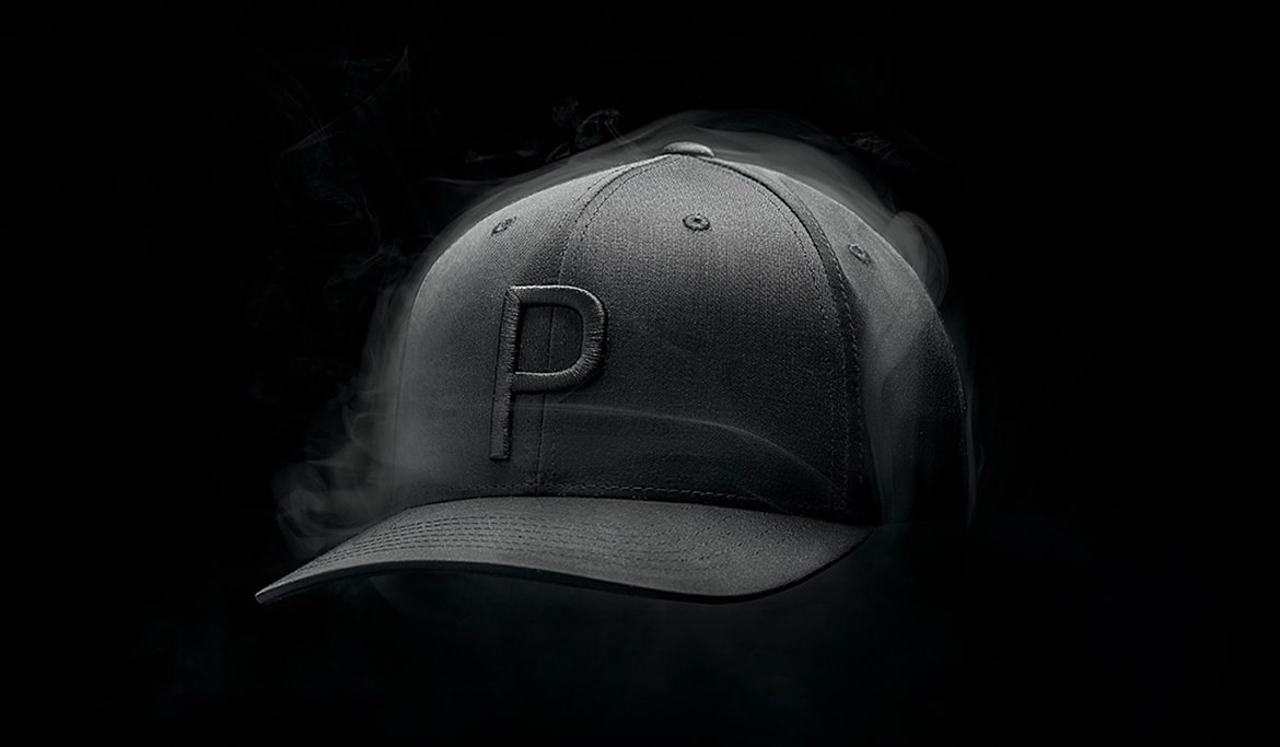 P Snap Back Hat