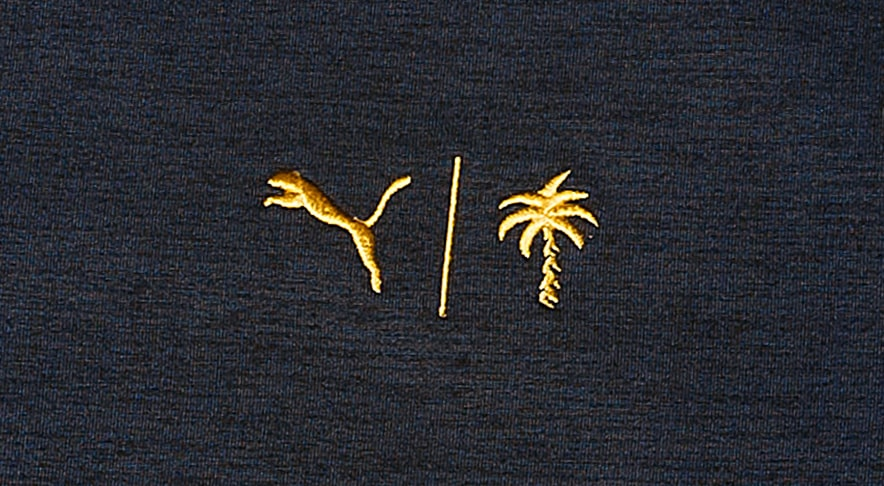 Palm Tree Crew and Puma Logo