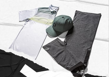 Two Polos and a Hat