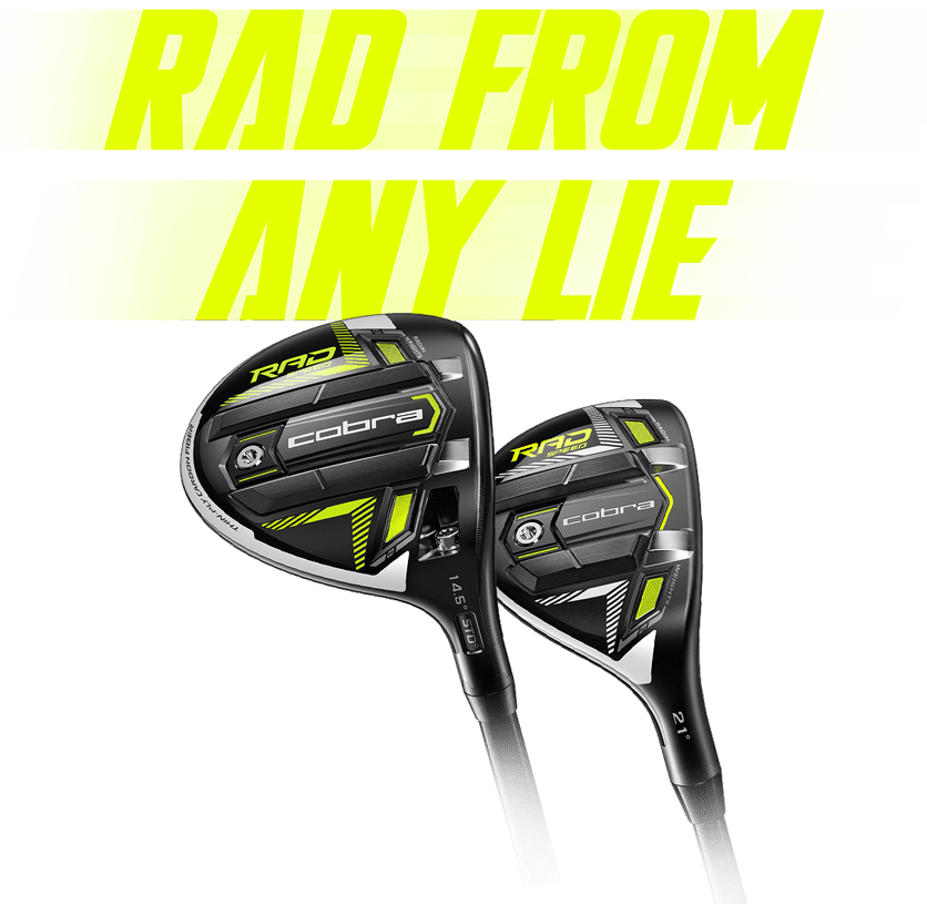 Radspeed Fairways and Hybrids