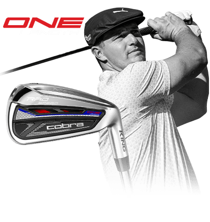Bryson Dechambeau Plays One Length Hybrids