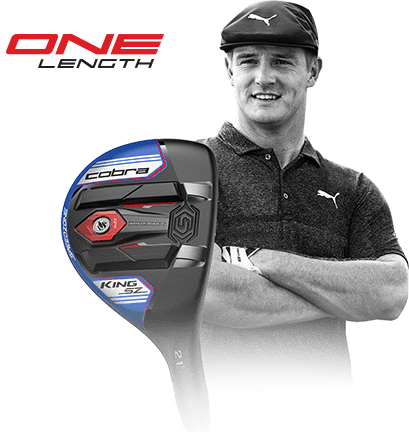 Bryson Dechambeau Plays SZ One Length Hybrids