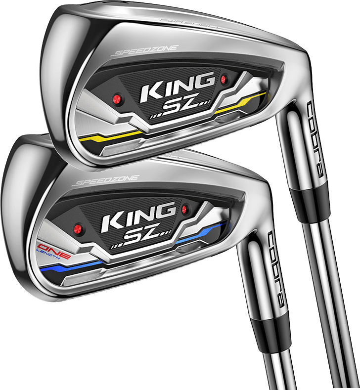SZ SPEEDBACK Irons Hero